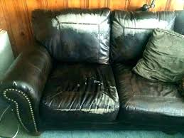 repair torn leather sofa how to fix a tear in a leather couch how to repair