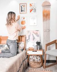 Large macrame hanging decoration for the wall in the living room, bedroom or hallway will add interior design and make it unique. 15 Best Wall Decor Ideas For 2020 You Should Try Out Decoholic