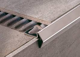 exterior tile stair nosing. how to do stair nose edges with tile or other flooring. exterior nosing -
