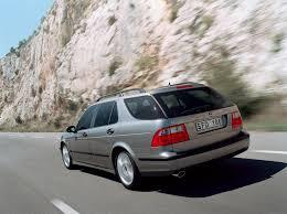 2003 Saab 9-5 - Information and photos - ZombieDrive
