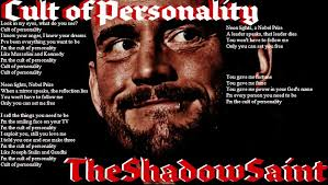 Image result for personality cult