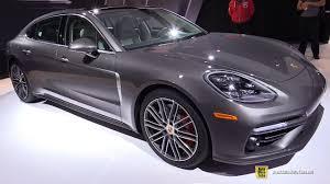 2017 Porsche Panamera Turbo Executive - Exterior and Interior ...