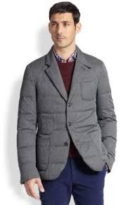 Slowear Quilted Blazer | Where to buy & how to wear & ... Slowear Quilted Blazer ... Adamdwight.com