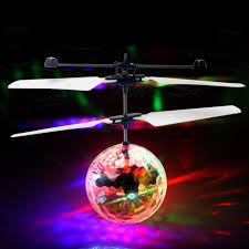 Disco Light Spinner Us 3 44 36 Off Rc Flying Ball Luminous Kids Flight Balls Hand Inductive Antistress Toy Infrared Induction Flash Disco Light Up Flying Toy In