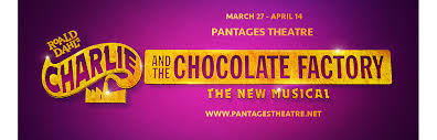 Charlie And The Chocolate Factory Tickets Pantages Theatre