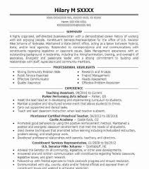 Administrative Support Resume Create My Resume Administrative