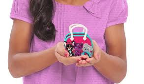 <b>Питомцы</b> Барби, фигурки-сюрпризы в закрытых пакетиках