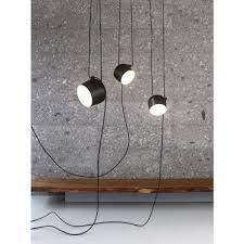 pendant set lighting. Aim Set Of 3 Pendant Lightt Flos Lighting
