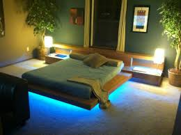 platform beds with lights. Wonderful With Platform Bed With Lights LED With Beds E