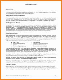 Federal Government Resume Template Download Microsoft Word