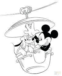 Mickey Mouse Clubhouse Colouring Erikalaguna