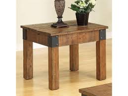 Side Tables For Living Room Coaster Living Room End Table Living