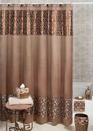 Jcpenney Bathroom Cabinets Remarkable Fabric Shower Curtains For Elegant Bathroom Drawhome