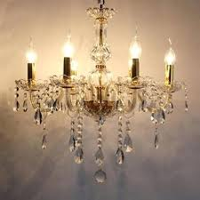 chandelier candle lights bedroom 6 arms mini led candle chandelier light modern crystal lighting children room chandelier candle lights