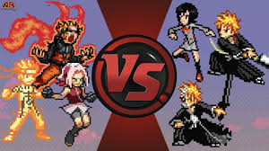SSF2 Mod : Bleach Vs Naruto Project Announcement!!! by Dinal Weerasinha