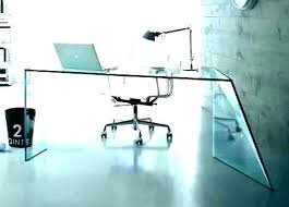 Glass desk for office Glass Top Glass Desks Glass Desks For Office Modern Glass Office Desk Modern Office Desk Office Desk Glass Glass Desks Hello Lovely Living Glass Desks Glass Computer Desk Office Depot Valentinamicheleinfo