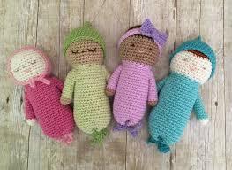 Crochet Baby Doll Pattern