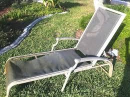 repairing patio furniture fix patio chair webbing ideas