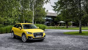 2018 audi q2. exellent 2018 audi q2 likely to be launched in india by early 2018 intended audi q2