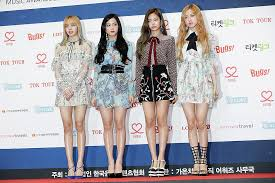 6th Gaon Chart Music Awards 2017 Blackpink Dominate The Stage And Win At 6th Annual Gaon Awards
