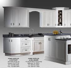 Shaker White Cabinets Home Surplus