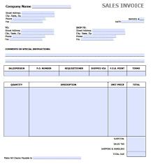 Sales Invoice Sales Invoice Formats Apcc2017