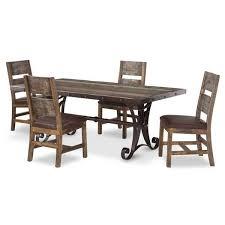 b501d354f1d1d1212ff3290c2e8 rustic dining set piece dining set