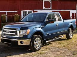 2013 Ford F150 Super Cab | Pricing, Ratings & Reviews | Kelley Blue ...