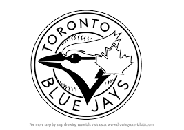 Small Picture Toronto Blue Jays Logo Colouring Page Image Gallery HCPR