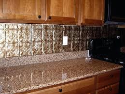 tin tile backsplash ideas tin for kitchen home design and decor image of  clean tin backsplash