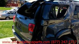 Toyota Sequoia 2006 Car for Parts - YouTube