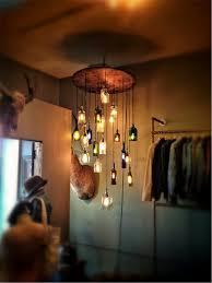salvaged liquor bottles chandeliers 9 png