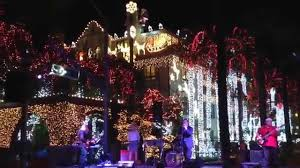 Festival Of Lights At The Mission Inn Riverside Rversde Festval Of Lghts Concert Wth Msson Nn Safety Lights