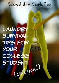 laundry survival tips for your college student and you laundry survival tips for your college student and you it s never too late or