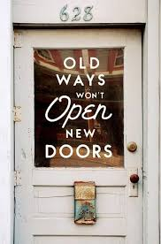 sunday inspiration opening new doors