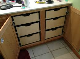 Pull Out Kitchen Shelves Ikea Shelving Ideas Side Mount Pull Out Shelves Diy Kitchen Pull Out