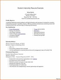 Resume For Someone Still In College Profesional Resume Template