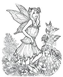 free printable fairy coloring pages for adults. Delighful Fairy Free Printable Fairy Coloring Pages Book For Adults X Dark Fairies  On Free Printable Fairy Coloring Pages For Adults C