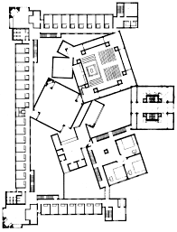 the menil connection louis kahn and the rice university art Catherine House Model Floor Plan Catherine House Model Floor Plan #16 3 Bedroom House Floor Plans