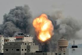 Gaza bombing by Israel continue, Civilian death tolls 100 and 700 injured
