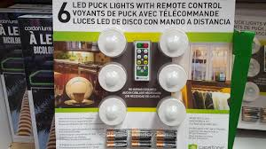 capstone led puck lights instant led lighting without the hassle of wiring