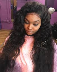 Sew In Hairstyles Long Hair 20 Weave Hairstyles To Make Heads Turn Follow Me Hair Color And