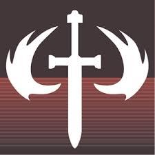 Emblem Halo Logo Vector (.EPS) Free Download