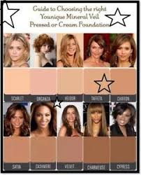 Younique Touch Foundation Color Chart Details About Hello Beautiful Younique Touch Liquid Foundation In Charmeuse Liquid To Powder