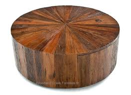 solid wood round coffee table beautiful solid wood round coffee table round wood coffee table with