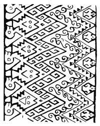 Native American Coloring Sheet Gigantic Native Symbols Coloring