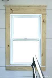 window crown molding image of window crown molding ideas interior window molding styles