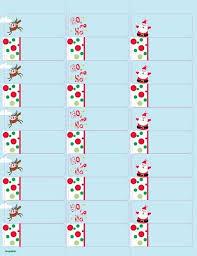 address label template free free christmas address label templates template idea