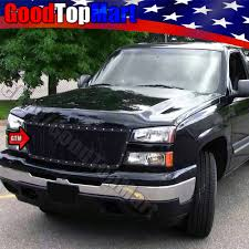 Chevy Silverado Replacement Grill | eBay