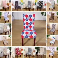 image is loading seat covers kitchen bar dining chair cover hotel